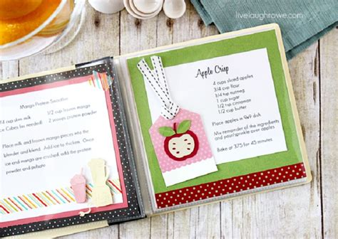 homemade cookbooks template top 10 diy creative cookbooks top inspired