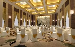 Banquette Halls banquet 3d model max cgtrader