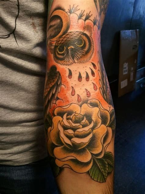 nite owl tattoo 29 best owl images on owl tattoos