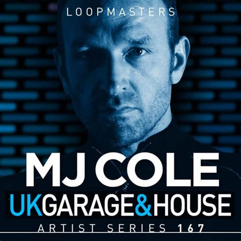mj cole sincere loopmasters releases mj cole uk garage house sle pack