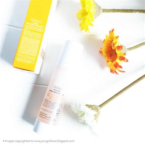 Harga Innisfree Whitening Pore Synergy Serum innisfree whitening pore synergy serum review jean
