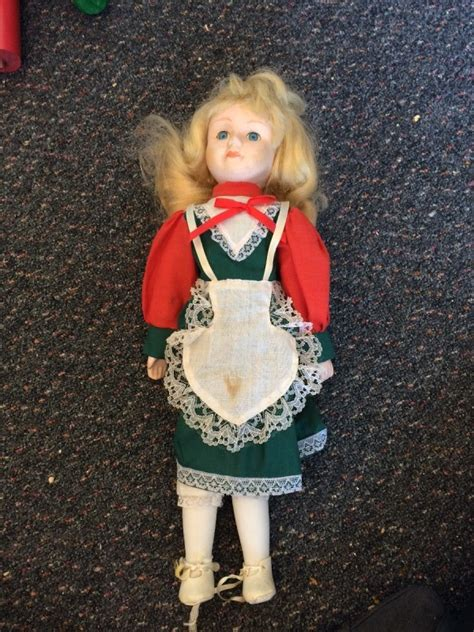 bisque doll identification identifying a porcelain doll thriftyfun
