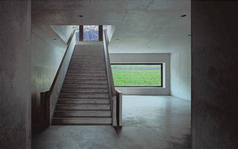 House Plan Architects Valerio Olgiati Paspels 1998 Bric K Tank