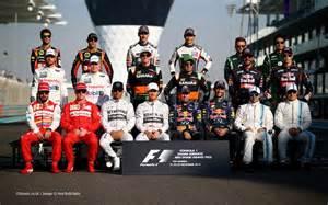F1 Driver Drivers Yas Marina 2014 183 F1 Fanatic
