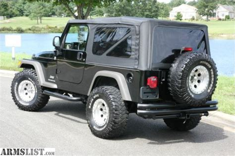 2005 Jeep For Sale Armslist For Sale 2005 Jeep Wrangler 4x4
