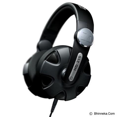 Headphone Sennheiser Hd 215 jual sennheiser headphone hd 215 ii murah bhinneka