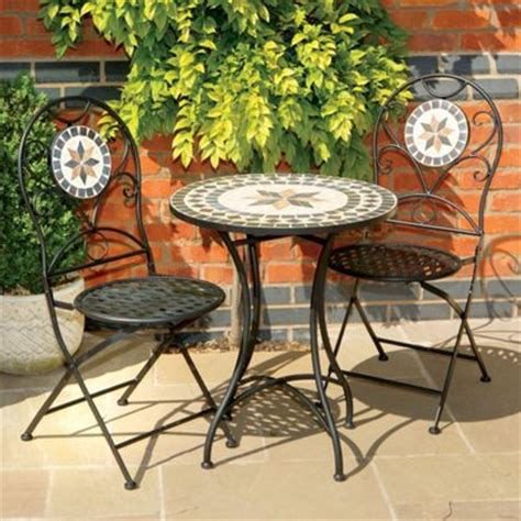Homebase Bistro Table And Chairs Tuscany Bistro Set At Homebase Be Inspired And Make Your House A Home Buy Now Gardening