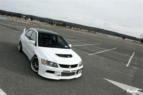 lancer evo white official quot wicked white quot picture thread page 137