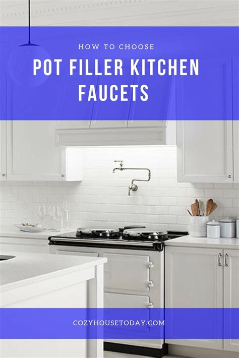 kitchen pot filler faucets 2018 top 10 best pot filler kitchen faucets 2018 reviews for any budget