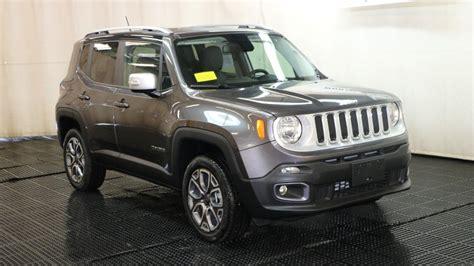 redmond chrysler lease offers jeep renegade limited nera galleria di automobili