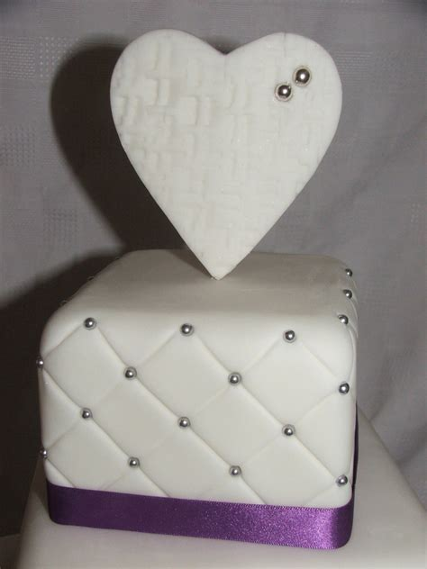 Wedding Cake Quilting by Quilted Wedding Cake Cakecentral
