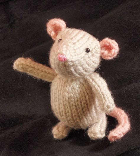 knitted amigurumi patterns free free knitting pattern for marisol mouse this teacup
