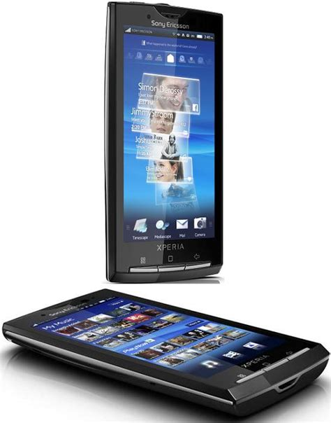 Sony Ericsson XPERIA X10 Features Specifications & Price ... Xperia X10 Specs