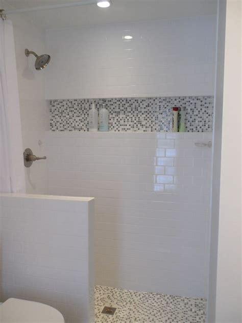 bathroom tile shower shelves 25 best ideas about shower shelves on pinterest shower