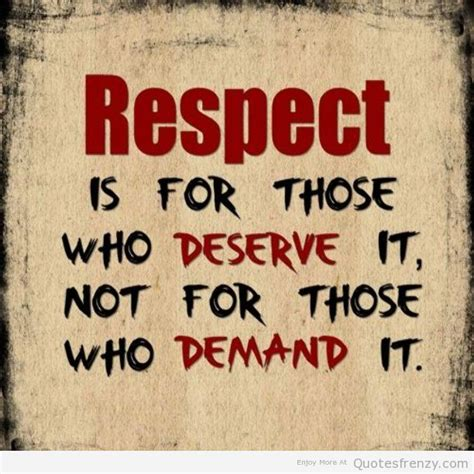 Respect Quotes 25 Quotes About Respect