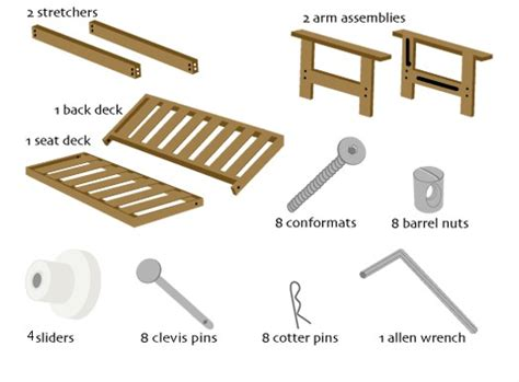 Futon Replacement Parts by Wooden Futon Assembly Bi And Tri Fold