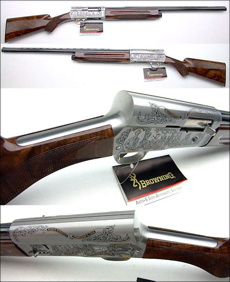 By The Gun Photo 8 Of 12 Tributeca | browning auto 5 a 5 final tribute limited edition 12 ga