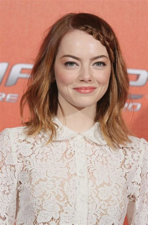 Emma Stone's hair evolution: 15 of the star's best looks