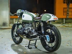 erik s alaskan r90 cafe racer the bike shed