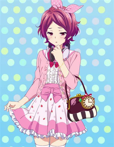 Wig Lucaille Phantom World Koito Minase image koito minase stitched myriad colors phantom world special png animevice wiki