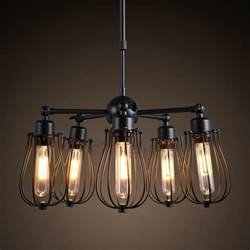 Primitive Country Bathroom Ideas primitive 5 light fan shaped industrial light fixtures