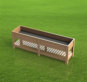 Raised Planter Box Plans by Raised Planter Boxes Raised Planter And Building Plans On