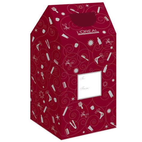 l oreal christmas gift box free delivery