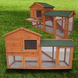 Extra Large Rabbit Hutches For Sale Large Rabbit Hutch Guinea Pig Run Deluxe Pet Hutches