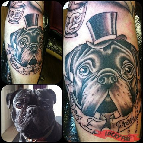 how much does a pug cost uk black and grey arm pug tattoos black realistic portrait pug tattoos