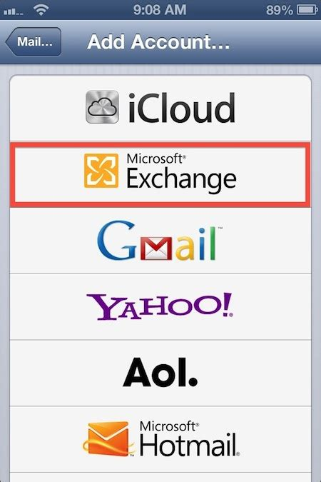how to set up gmail on ios using exchange activesync the mac observer