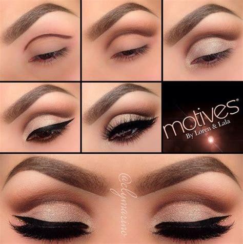 tutorial makeup dinner simple easy eye makeup tutorial eye makeup tutorial pinterest