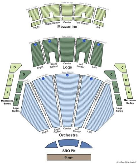 pit seating microsoft theater tickets and microsoft theater seating
