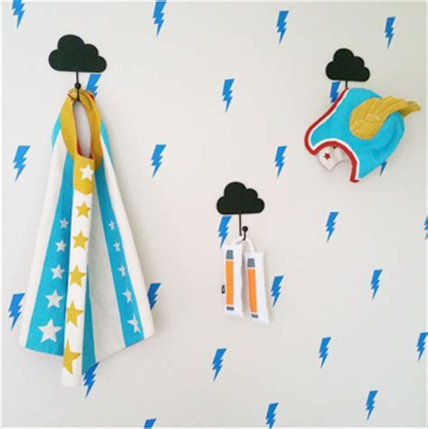 lightning bolts decals wall decals