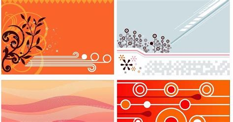 vector template background cdr   urdesign