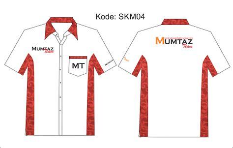 kerennya desain baju kerja lapangan fosmic jakarta utara