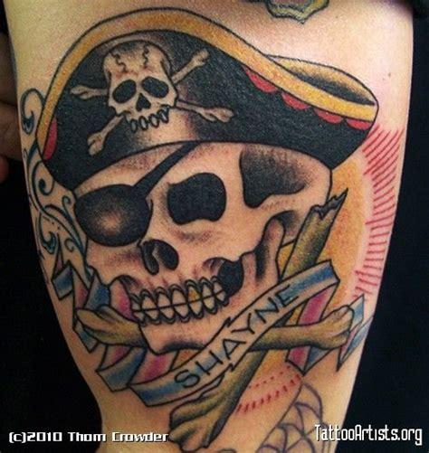 pirate skeleton sitting tattoo design best 25 pirate skull tattoos ideas on pirate