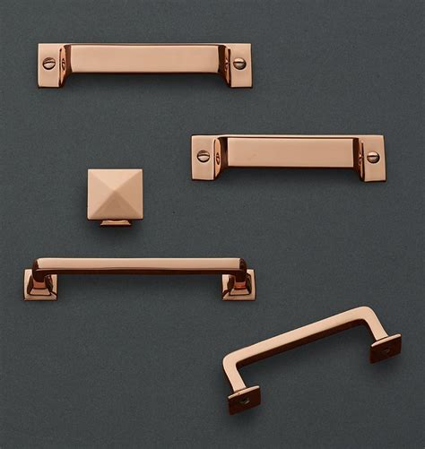 Copper Kitchen Cabinet Hardware 76 Best Copper Hardware Images On Pinterest Kitchen Ideas Kitchens And Cabinet Knobs