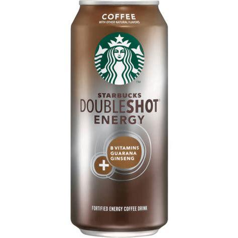energy drink or coffee starbucks doubleshot energy coffee fortified energy coffee