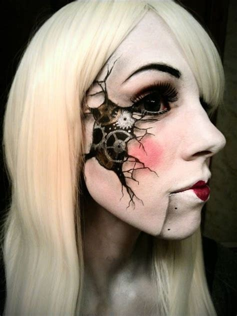 special effects makeup artist doll face 29 amazing works of special effects makeup you ve