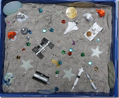 space sensory space sensory tub using moon sand from http