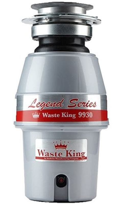 L Disposal by Kitchen Garbage Disposal Waste King L 9930 Review
