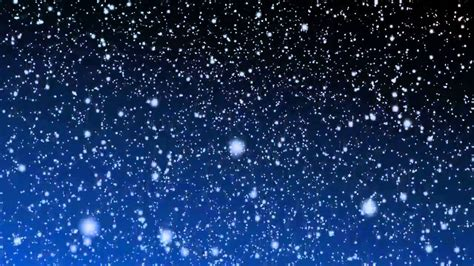 Snow Blue 10 hours snow falling audio blue b g hd slowtv