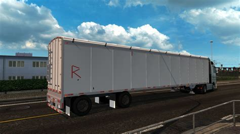 Walking Floor Trailers by Wilkens Walking Floor Trailer Pack Truck Simulator