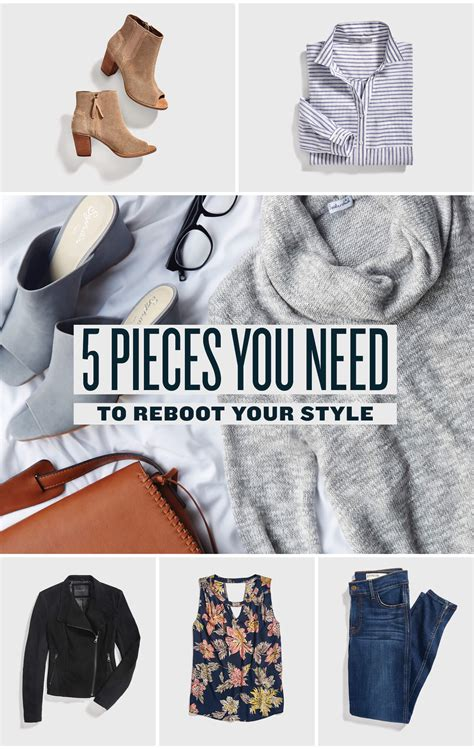 restart your wardrobe i want a style reboot where do i start