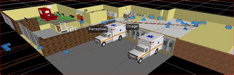 upmc emergency room simio academic program most efficient utilization of staff at upmc hospital simio