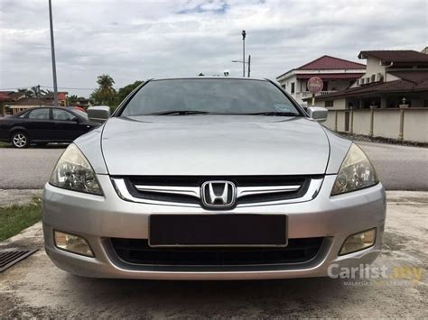 how to sell used cars 2006 honda accord security system honda accord 2006 vti 2 0 in selangor automatic sedan silver for rm 36 500 3019145 carlist my