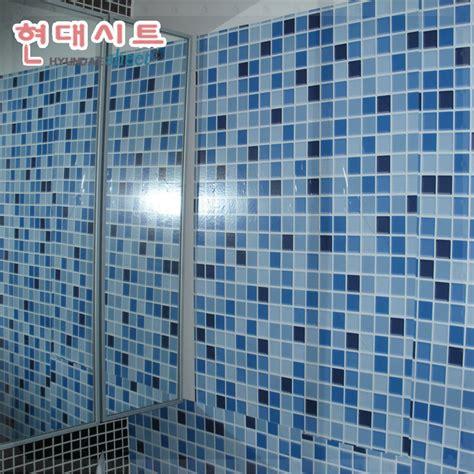 waterproof bathroom tile stickers bathroom waterproof wallpaper tile stickers wall mosaic