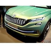 Skoda Kodiak SUV India Debut In Late 2017  Gaadiwaadicom