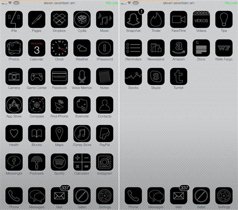 themes idownloadblog noir expresses dark minimalism in this clean and simple theme