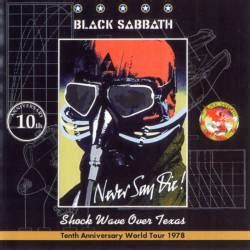 black sabbath shock wave lyrics black sabbath shake wave bootleg spirit of